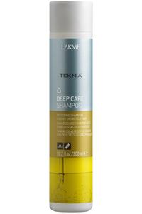 LAKME TEKNIA Deep care Шампунь восстанавливающий для сухих или поврежденных волос (300 мл)