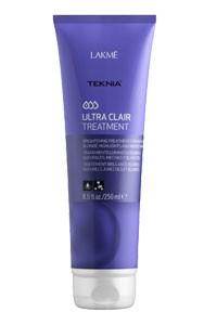 LAKME TEKNIA Ultra clair Средство придающее блеск светлым оттенкам волос (250 мл)